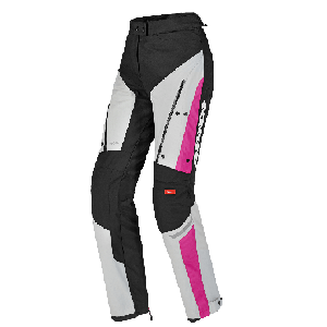 PANTALON SPIDI 4SEASON LADY BLACK/FUCHSIA