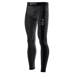 LEGGINS SIX2 PN2 C/BANDANA BLACK CARBON