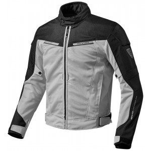 CHAQUETA REV'IT AIRWAVE 2 SILVER-BLACK