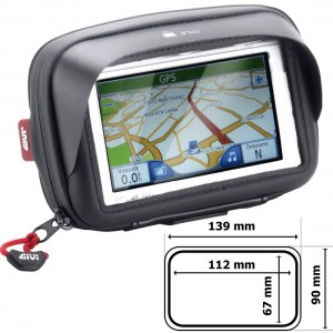 "GIVI PORTA-SMARTPHONE/GPS S953B 4.3"""