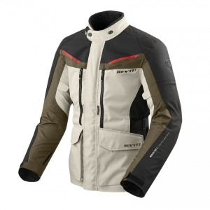 CHAQUETA REV'IT SAFARI 3 SAND-BLACK