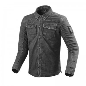 SOBRECAMISA REV'IT HUDSON DARK GREY USED