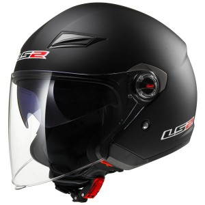 CASCO LS2 TRACK MATT BLACK