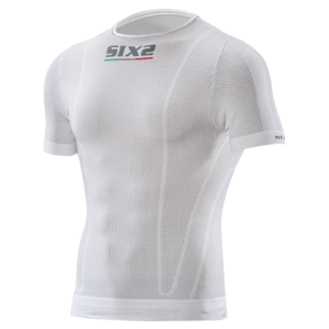 CAMISETA SIX2 TS1L MC WHITE CARBON