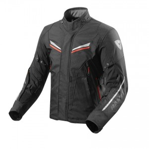 CHAQUETA REV'IT VAPOR 2 BLACK-RED
