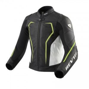 CHAQUETA REV'IT VERTEX GT BLACK-NEON Y
