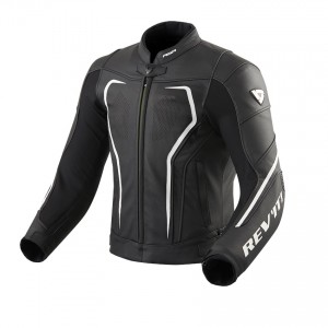 CHAQUETA REV'IT VERTEX GT BLACK-WHITE