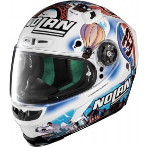 CASCO X-LITE X-803 REPLICA MELANDRI FRANCE 24