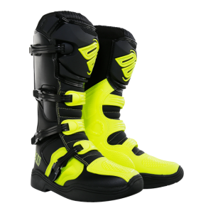 BOTA SHOT MX X11 BLACK/ NEON YELLOW