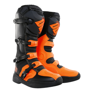 BOTA SHOT MX X11 BLACK/NEON ORANGE