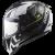 CASCO LS2 FF323 ARROW R EVO TECHNO BLACK/WHITE