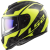 CASCO LS2 FF397 VECTOR C SHINE CARBON H-V YELLOW