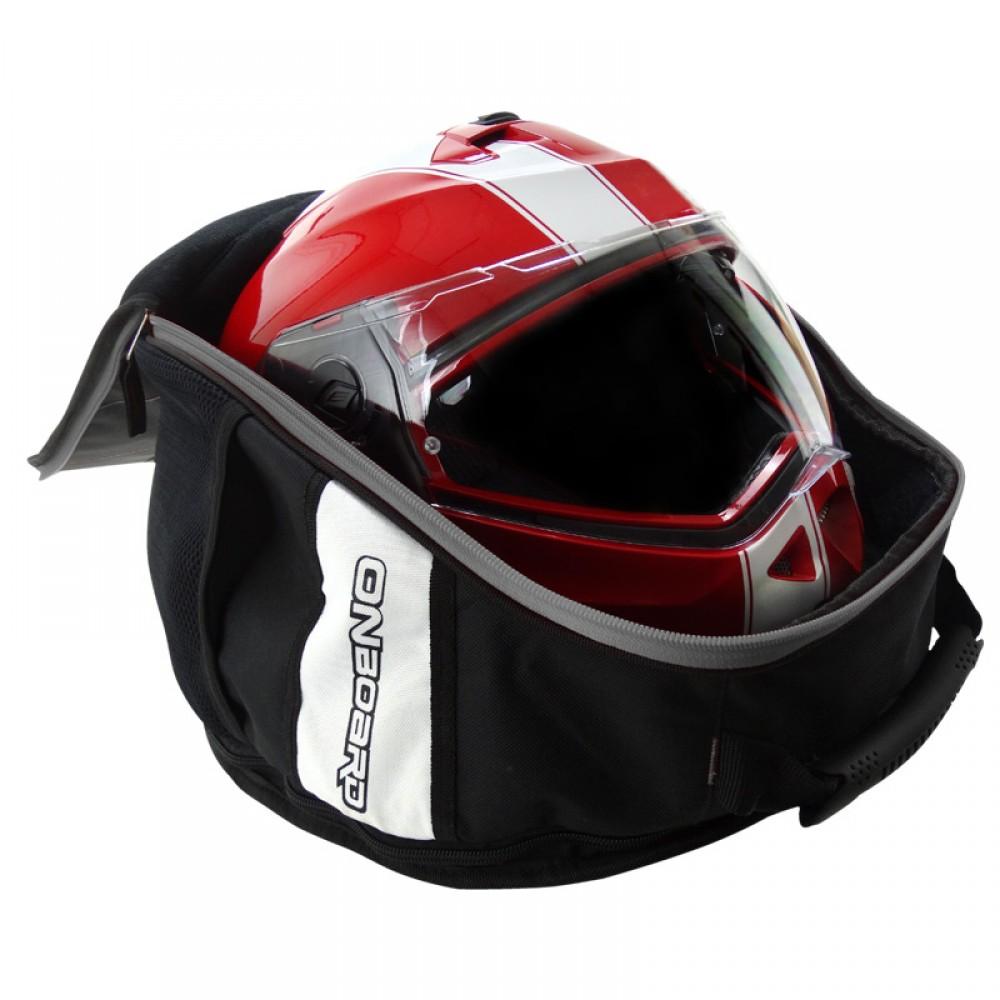 Mochila Para Motociclista Shad Porta Casco SL86 - RIDER ONE MX
