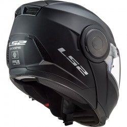 CASCO LS2 FF902 SCOPE SOLID MATT BLACK