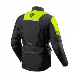 CHAQUETA REV'IT NEPTUNE 2 GTX BLACK-NEON YELLOW
