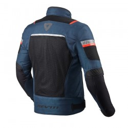 CHAQUETA REV'IT TORNADO 3 DARK BLUE-BLACK