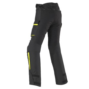 PANTALON CLOVER SCOUT-2 WP BLACK/YELLOW
