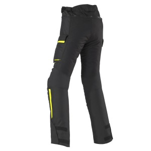 PANTALON CLOVER SCOUT-2 LADY WP N/YELLOW