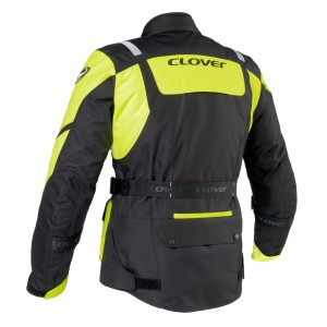 CHAQUETA CLOVER SCOUT  2 WP LADY N/FLUOR