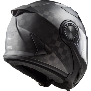 CASCO LS2 VORTEX SOLID MATT CARBON