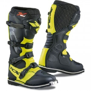 BOTA TCX X-BLAST ROYAL BLACK-YELLOW FLUO