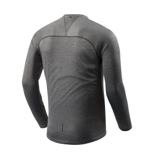 CAMISETA REV'IT SKY LS DARK GREY