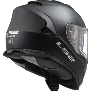 CASCO LS2 FF800 STORM SOLID MATT BLACK