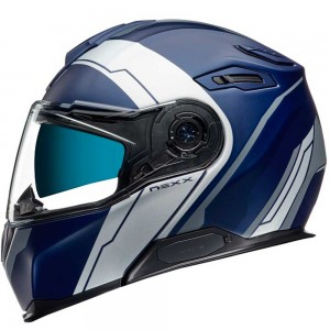 CASCO NEXX X.VILITUR MERIDIAN BLUE/GREY MATT