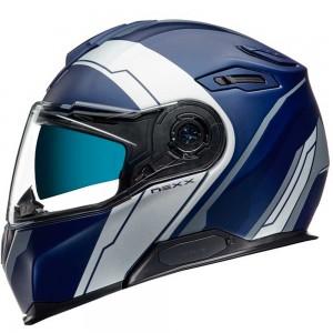 CASCO NEXX X.VILITUR MERIDIAN BLUE/GREY MATT
