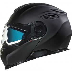 CASCO NEXX X.VILITUR PLAIN BLACK MT