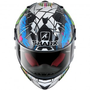 CASCO SHARK RACE-R PRO CARBON LORENZO CATALUNYA GP