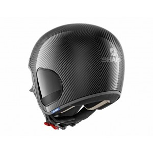 CASCO SHARK S- DRAK CARBON SKIN DSK