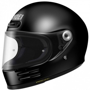 CASCO SHOEI GLAMSTER BLACK