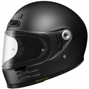 CASCO SHOEI GLAMSTER MATT BLACK