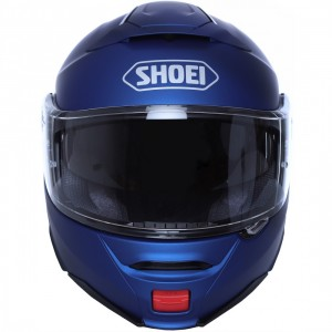 CASCO SHOEI NEOTEC 2 BLUE MATT
