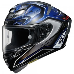CASCO SHOEI X-SPIRIT 3 AERODYNE TC-2