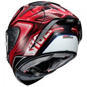 CASCO SHOEI X-SPIRIT 3 AERODYNE TC-1