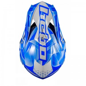 CASCO HEBO OFF ROAD SWAY AZUL