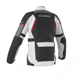 CHAQUETA CLOVER SCOUT 3 BLACK-GREY