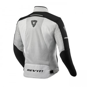 CHAQUETA REV'IT AIRWAVE 3  SILVER BLACK