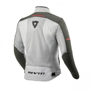 CHAQUETA REV'IT AIRWAVE 3 SILVER-ANTHRACITE