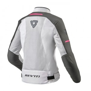 CHAQUETA REV'IT AIRWAVE 3 W SILVER-PINK