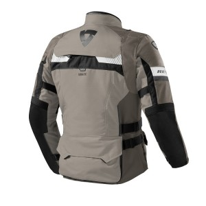 CHAQUETA REV'IT DEFENDER PRO GTX SAND-BLACK