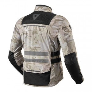CHAQUETA REV'IT OFFTRACK SAND-BLACK
