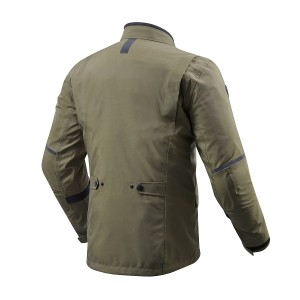CHAQUETA REV'IT TRENCH GTX DARK GREEN