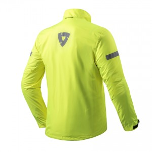 CHAQUETA LLUVIA REV'IT CYCLONE2 H2O NEON