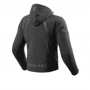 CHAQUETA REV'IT BURN BLACK