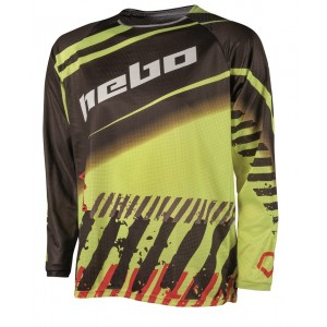 CAMISETA HEBO ENDURO-CROSS STRATOS LIMA