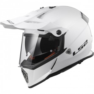 CASCO LS2 MX436 PIONEER WHITE
