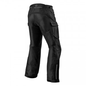 PANTALON REV'IT OUTBACK 3 BLACK SHORT